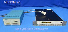 TimeLine Lynx-2 Time Code Module w/ keyboard control unit power supply