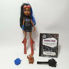 Robecca Steam Signature Wave 1 Monster High Doll Daughter of a Mad Scientist