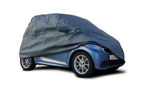 Smart Car ForTwo 1998 - 2013 Outdoor STORMFORCE Fitted Car Cover