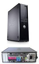 PC COMPUTER DESKTOP RICONDIZIONATO RAM DDR3 8GB RIGENERATO DELL OPTIPLEX 780