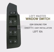 OEM Left Master Window Switch Lever Assembly For CHEVROLET 2006-2015 Captiva