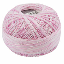 Lizbeth Egyptian Cotton Crochet Thread Size 10 Color 706 Sunkist Coral