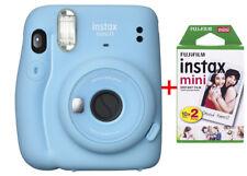 Fujifilm Instax Mini 11 Sky Blue Set Incl. 2 film (20 foto) MERCE NUOVA