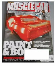MUSCLECAR REVIEW April 2013--Buick GSX, Chevy Camaro, Mercury Cyclone, Olds 442