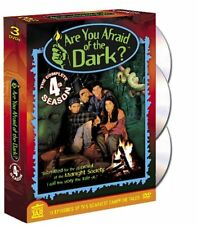 Are You Afraid of The Dark Complete Season 4 DVD Set