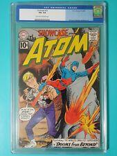 Showcase 35 The Atom CGC 4.5 1961 Silver Age