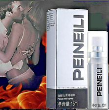 Peineili Delay Spray Men Premature Ejaculation Male Sex Penis Last Longer 🇬🇧