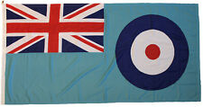 RAF ensign traditionally sewn MoD approved British Royal Air Force flag stitched