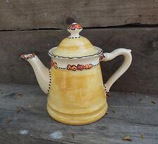 """Kanne Saft Wasser Tee Teekanne """"1920""""   in Blomster  teapot"""