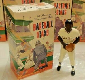 1988 Hartland Statue San Francisco Giants Willie Mays Baseball 25th Anniversary