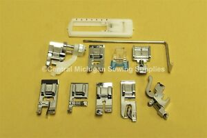 Snap On Feet & Attachments Fits Many Brothers LS, VX, XL Series