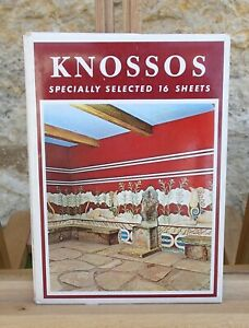 KNOSSOS - SPECIALLY SELECTED 16 SHEETS - N° 2 - GOOD CONDITION - BON ÉTAT
