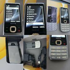 CELLULARE NOKIA 6700 CLASSIC GSM SILVER BLUETOOTH FOTOCAMERA 3G UMTS SIM FREE