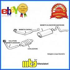 04.4203 MTS CATALIZZATORE FIAT Idea1.3 Mjt