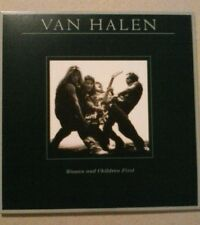 Van Halen - Women and Children First (CD) Brand New Not Sealed.