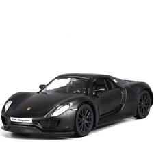 """Porsche 918 Spyder 5"""" Alloy Diecast Model Cars Toys Collection & Gifts"""