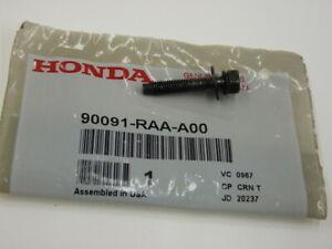 Genuine Honda Bolt-Washer (5X28) 90091-RAA-A00