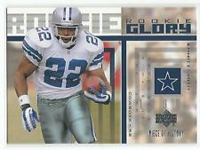EMMITT SMITH 2002 UD Rookie Glory Football card #RG-3 Dallas Cowboys NR MT