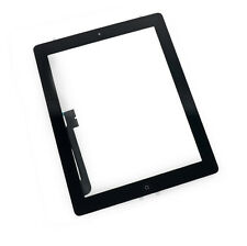 OEM Black iPad 3 Digitizer Screen Replacement Free Same Day Shipping from US
