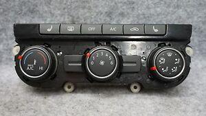 2012 2013 2014 2015 Volkswagen Passat AC Heat Temperature Climate Control Switch