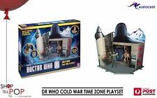 Doctor Who Cold War Time Zone Playset + Ice Warrior  Figurine  BNIB BBC UK