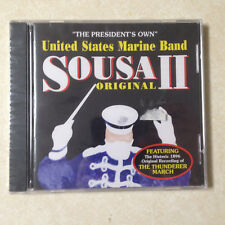 UNITED STATES MARINE BAND - SOUSA II ORIGINAL - BRAND NEW AUDIO CD