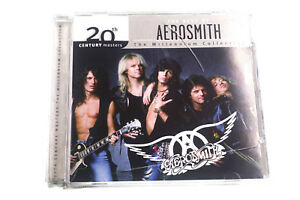 20th Century Masters: The Millennium Collection: The Best Of Aerosmith CD A460
