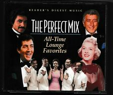 Readers Digest Music The Perfect Mix All-Time Lounge Favorites - 4CD-BOX W/BOOKL