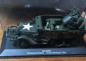 atlas editions military vehicles M16 Mgmc 3rd Armour