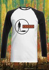UFO Gerry Anderson Shado Logo Men Women Long Short Sleeve Baseball T Shirt 1836