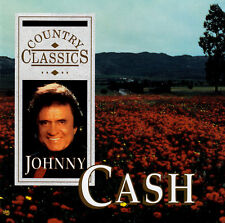 (COUNTRY) JOHNNY CASH / COUNTRY CLASSICS - 3 CD SET  - brand new - not sealed