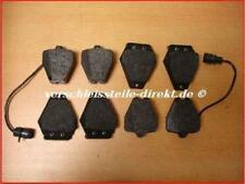 Kit Brake Pads Front Axle for Audi A8 D2 TRW GDB1162