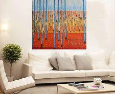 original Art Painting  Australian not aboriginal bush scrub jane crawford decor