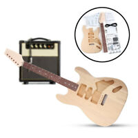 Gitarren Bausatz, E-Gitarre selber bauen, Do it yourself Gitarrenbausatz