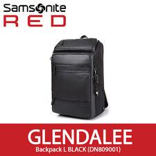 """Samsonite RED 2018 GLENDALEE Backpack L 15.6"""" Laptop Tablet EMS 31x49x14cm Black"""