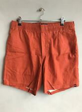 Quiksilver VOLLEY SHORT Mens Size M Casual Shorts - Terracotta