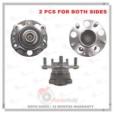 2 x Brand New Rear Wheel Bearing Hub Assembly for Honda Civic FD 1.8L 2.0L 06-12