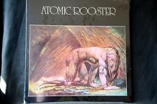 "Atomic Rooster Death Walks Behind You B+C reissue 180g 12"" vinyl LP New + Sealed"