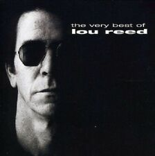 Lou Reed Very Best Of CD NEW SEALED Walk On The Wild Side/Perfect Day/Vicious+