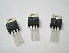 3 Stück Spannungs-Regler LM1117T-5.0V Linear Voltage Regulator 0.8A (M4601)