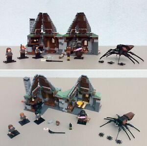 LEGO Harry POTTER - 4738 - Hagrid's Hut - La cabane d'Hagrid - BRIQUES - SET