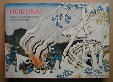 Hokusai: Bilder zu hundert Gedichten von hundert Poeten. 1993 HB DJ. Colour Illu