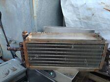 Hobart Ft 900 Dishwasher Blower Dryer Steam Coil