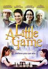 A Little Game NEW DVD Ralph Macchio Janeane Garofalo Believe You Can Win...