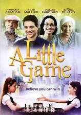 A Little Game NEW DVD Ralph Macchio Janeane Garofalo Believe You Can Win...