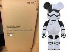 Be@rbrick 1000 First Order Stormtrooper Executioner RARE Medicom Bearbrick