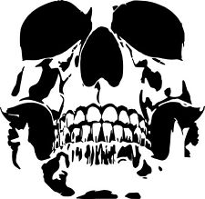 Skull Decal Sticker for Car/Truck Laptop Window Custom