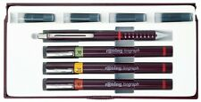Rotring Isograph 3 Pen Junior Set - 0.10/0.20/0.30mm