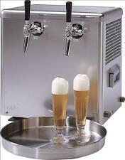 Cornelius Linus 60 64 l/h VF Bierzapfanlage Bierkühler Trockenkühler Zapfanlage