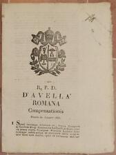SENTENZA SACRA ROTA ROMA LAZIO LUIGI BONCOMPAGNI LUDOVISI CAIETANO RIANO 1835